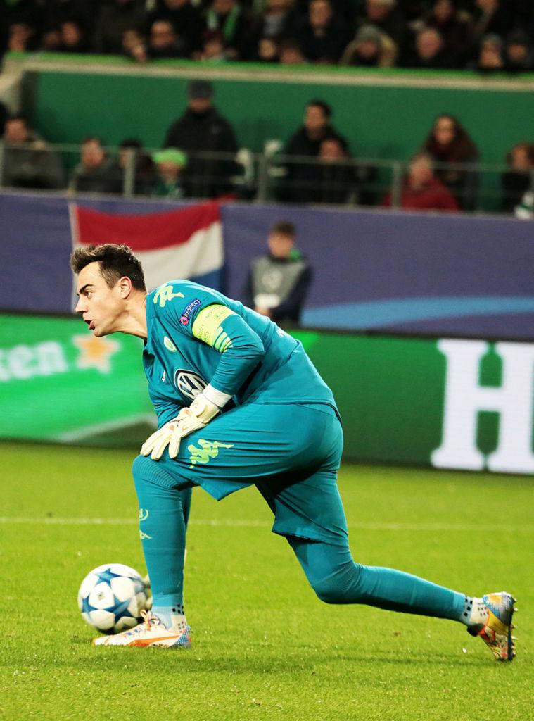 Diego Bengalio in action
