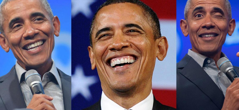 Gestik von Barack Obama